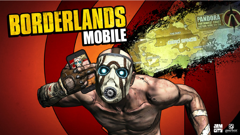Presentation: Borderlands Mobile