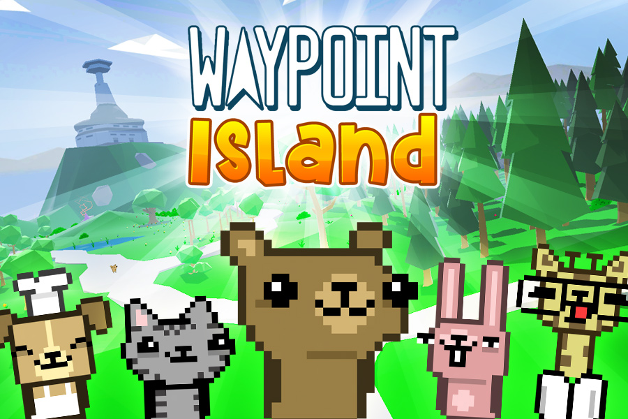 I made a game and it's called Waypoint Island